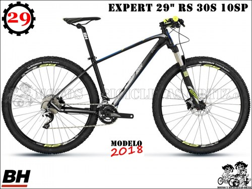 BH EXPERT 29 RS 30S 10SP