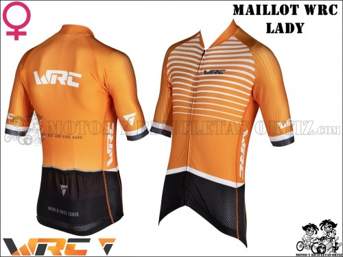 CONOR MAILLOT WRC LADY