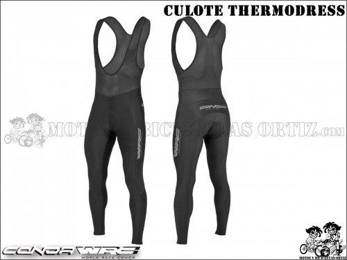 CONOR WRC CULOTE LARGO THERMODRESS ACCCL6