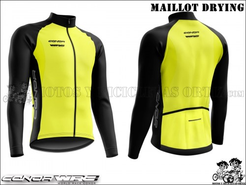 CONOR WRC MAILLOT LARGO DRYING ACCML6