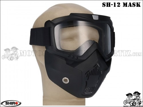 GAFAS SHIRO SH12 MASK