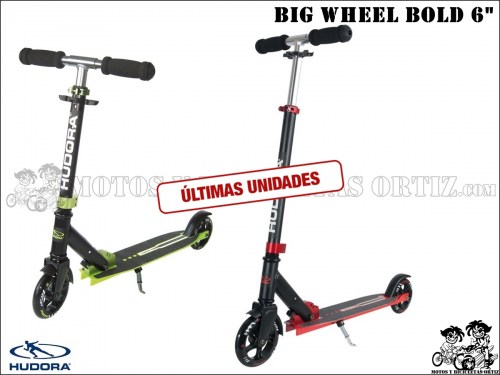 HUDORA City Scooter Big Wheel Bold 69