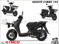 KYMCO - AGILITY CARRY7