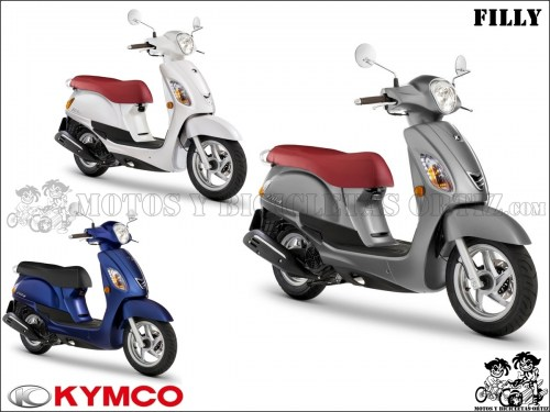 KYMCO - FILLY