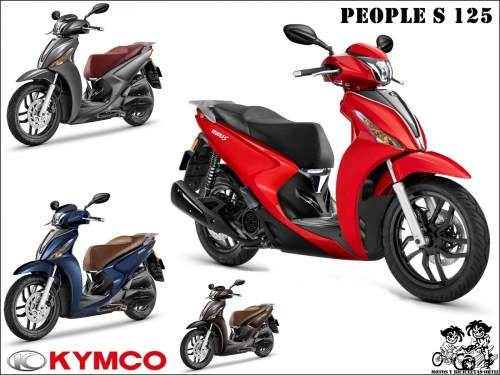 KYMCO - PEOPLE S 125