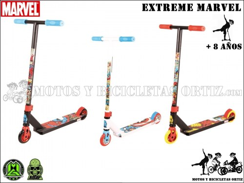 MADD GEAR EXTREME MARVEL8