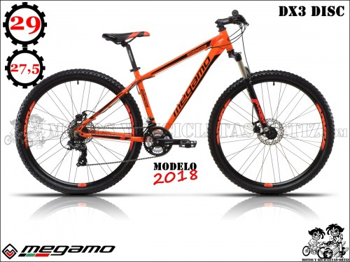 MEGAMO DX3 DISC