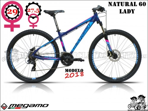 MEGAMO NATURAL 60 LADY8