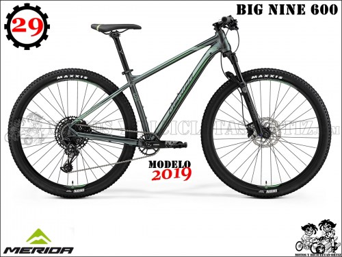 MERIDA - BIG NIENE 600