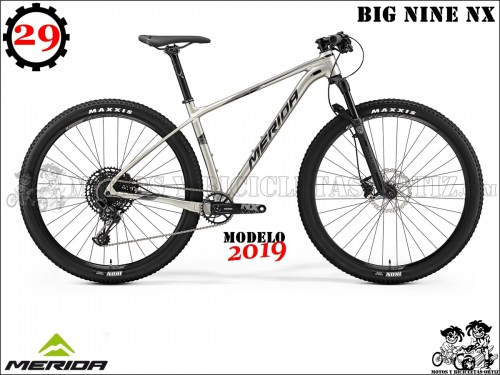 MERIDA - BIG NINE NX