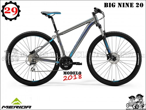 MERIDA BIG NINE 203