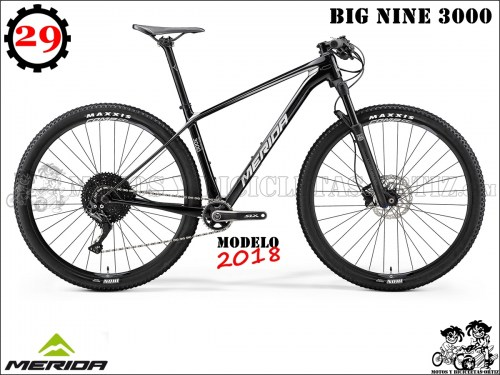 MERIDA BIG NINE 3000