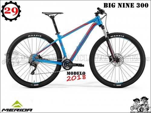 MERIDA BIG NINE 3004