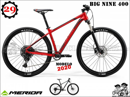 MERIDA BIG NINE 400