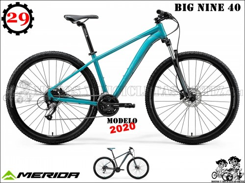 MERIDA BIG NINE 4019