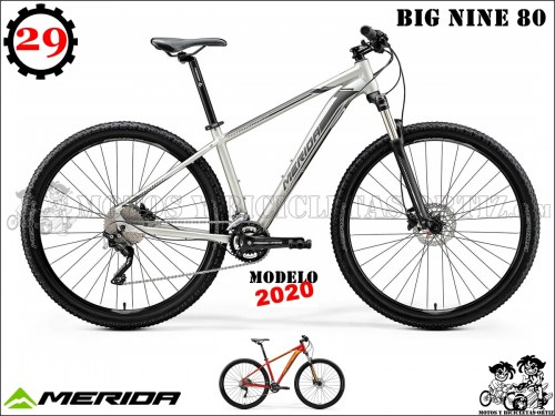 MERIDA BIG NINE 80