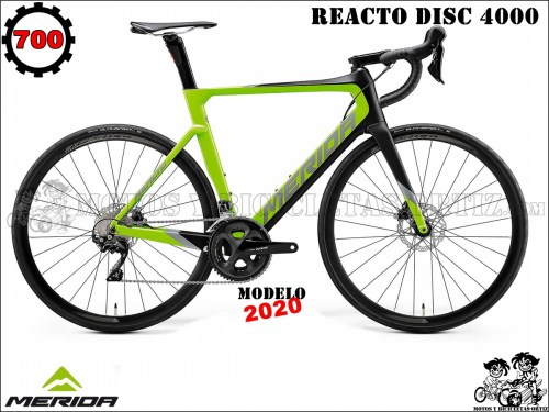 MERIDA REACTO DISC 4000