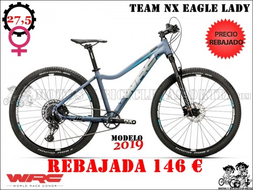 WRC - TEAM NX EAGLE LADY2