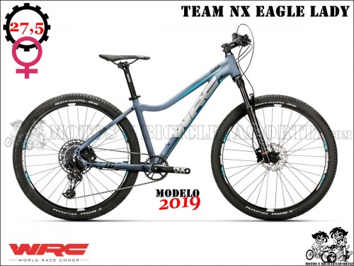 WRC - TEAM NX EAGLE LADY